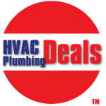 HVAC Plumbing Deals Logo